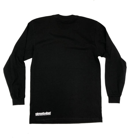 Streetwise Gear My Ride Black Long-sleeve T-Shirt