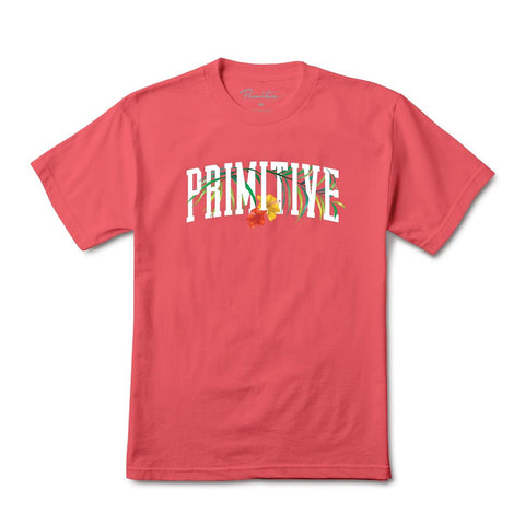 Primitive Palms Coral T-Shirt