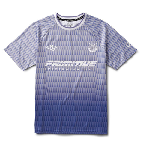 Primitive Striker Soccer Jersey in Blue