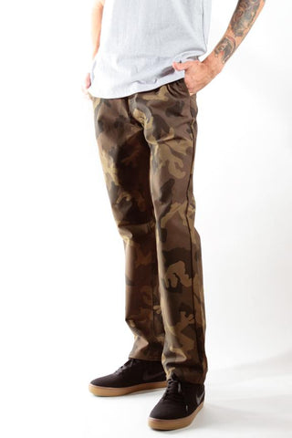 Rustic Dime Workwear Chino Camo Pants