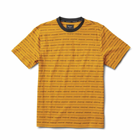 Primitive Boyle Gold Crew Knit T-Shirt