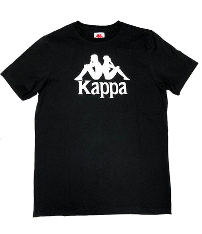 Kappa Logo Authentic Estessi Black T-Shirt