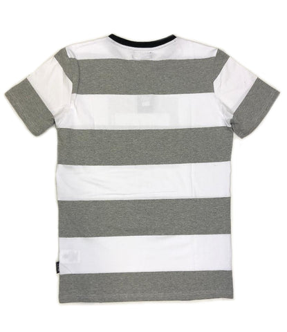 The Hideout Clothing No Existence Grey Knit T-Shirt