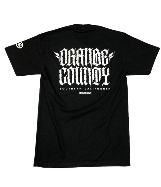 Streetwise Gear OC Orange County So-Cal Capsule T-Shirt