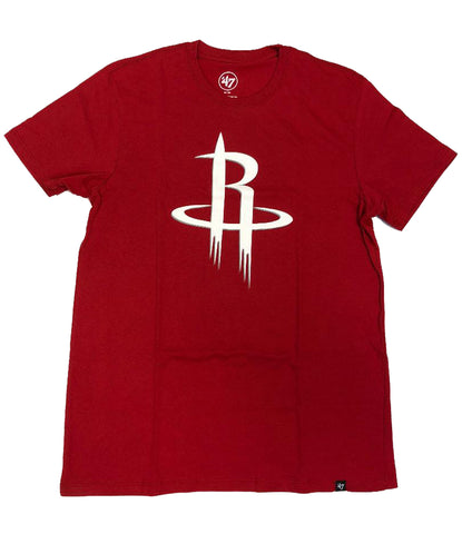 47 Brand Houston Rockets NBA Red T-shirt