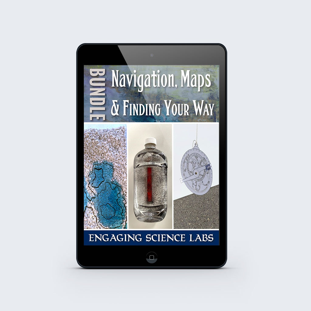 Navigation, Maps, and Finding Your Way
