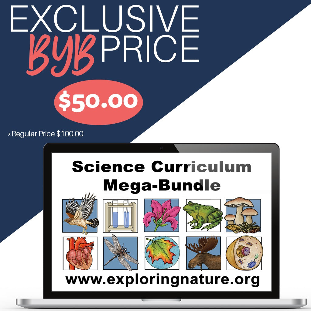Science Curriculum Mega-Bundle for K-5