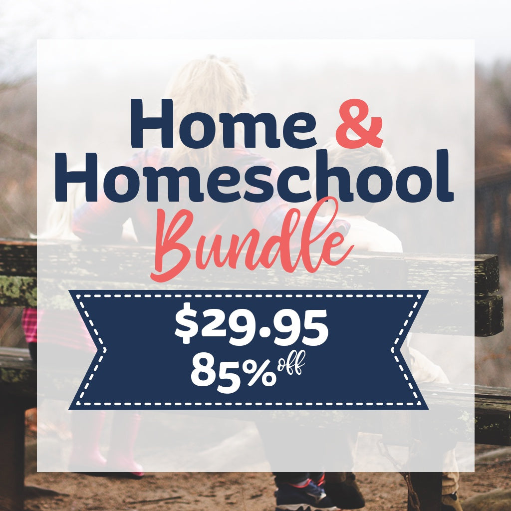 Home & Homeschool Bundle