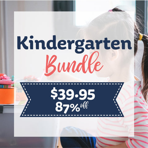 Kindergarten Bundle