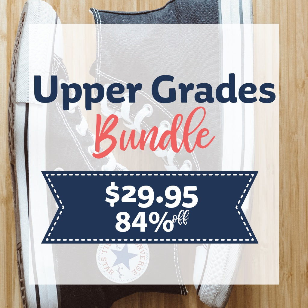 Upper Grades Bundle