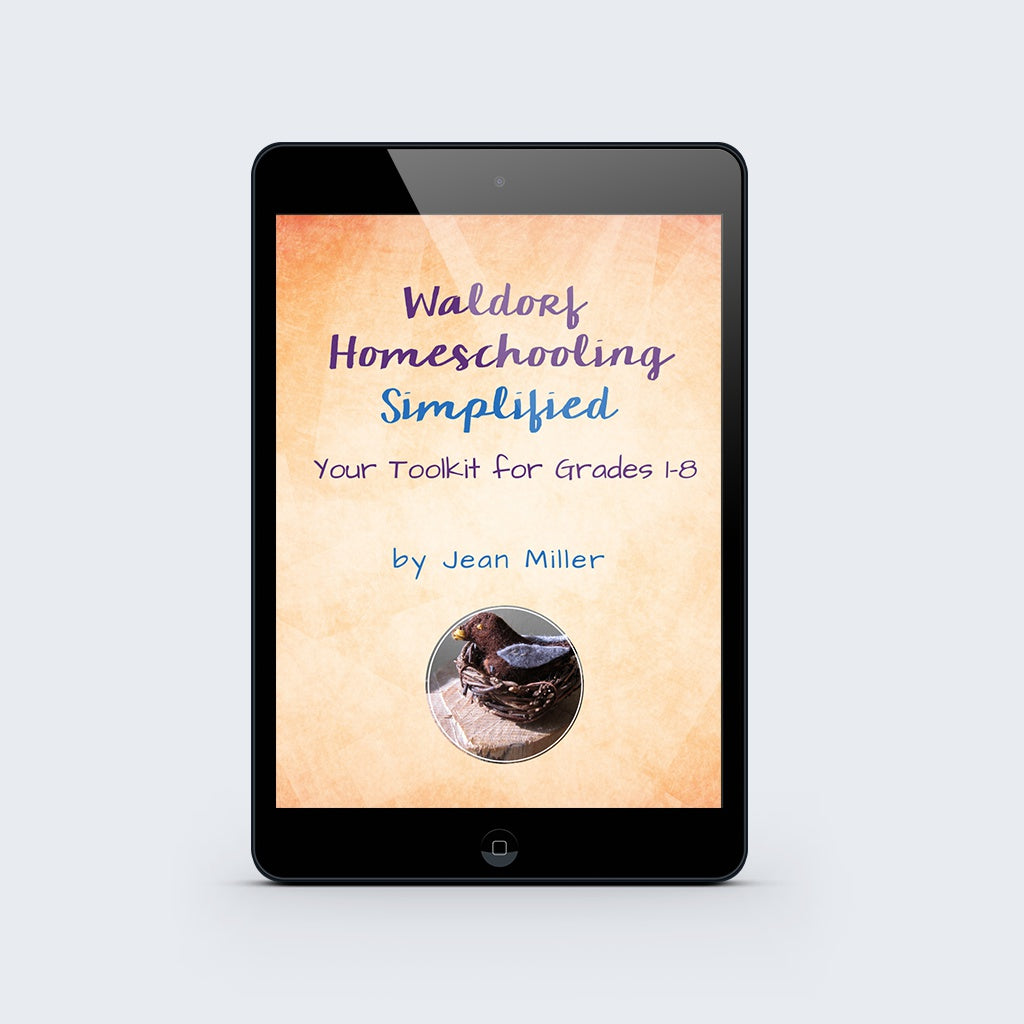 Waldorf Homeschooling Simplified