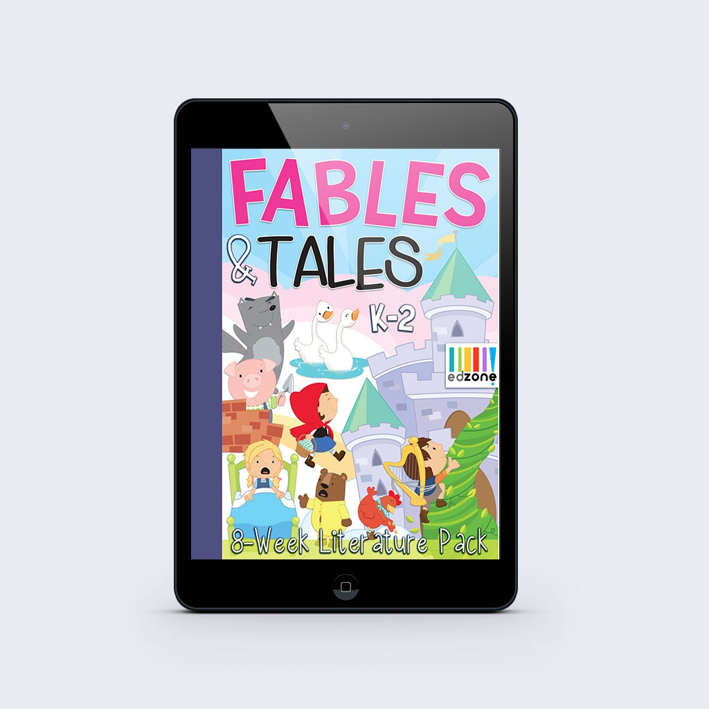 Fables & Tales Literacy Pack