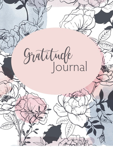 30-Days of Gratitude Journal