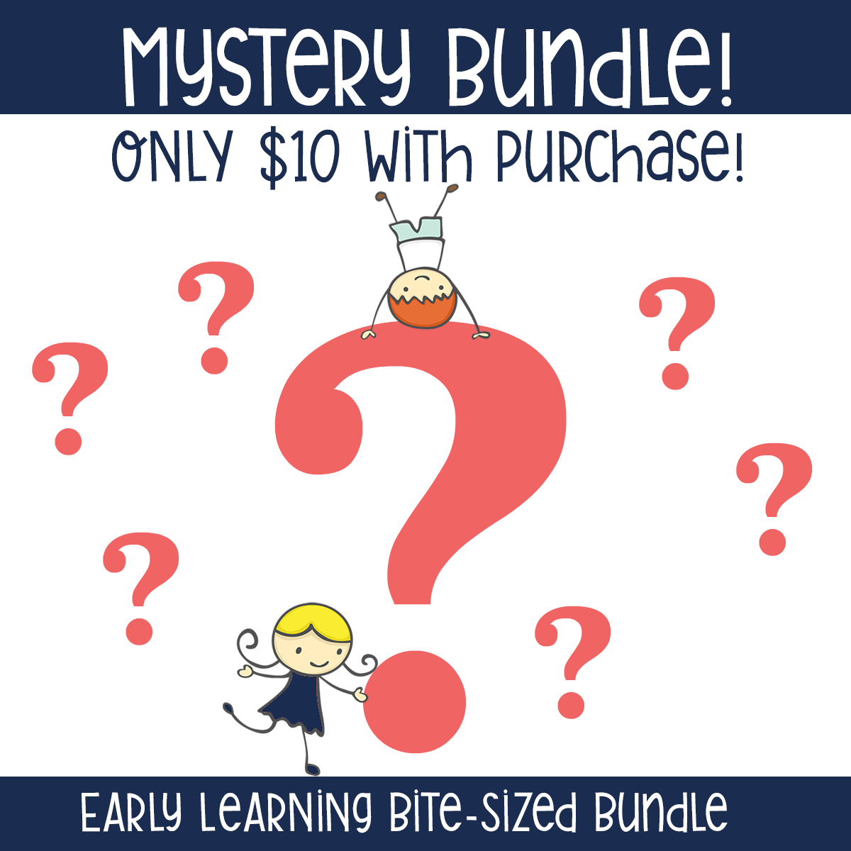 Early Learning Mystery Bundle