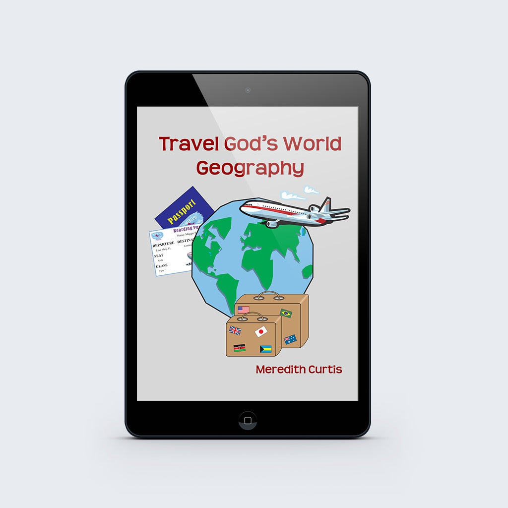 Travel God's World Geography