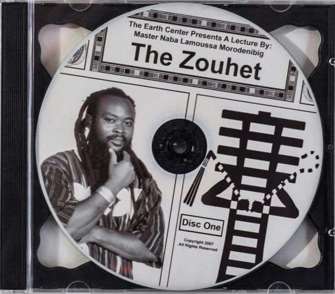 Zouhet: The Egg of the World Lecture CD