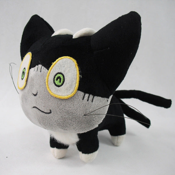 Blue Exorcist Black Cat Plush
