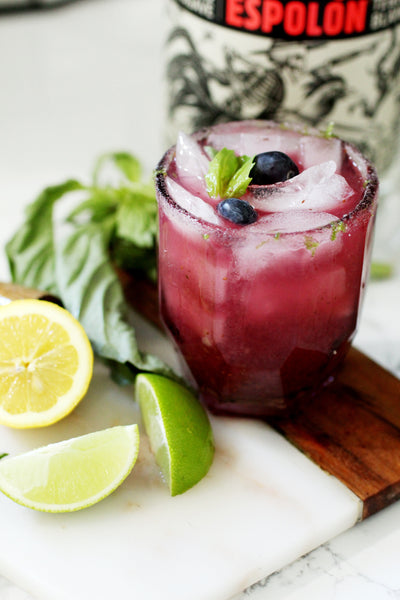 blueberry-basil-margaritas