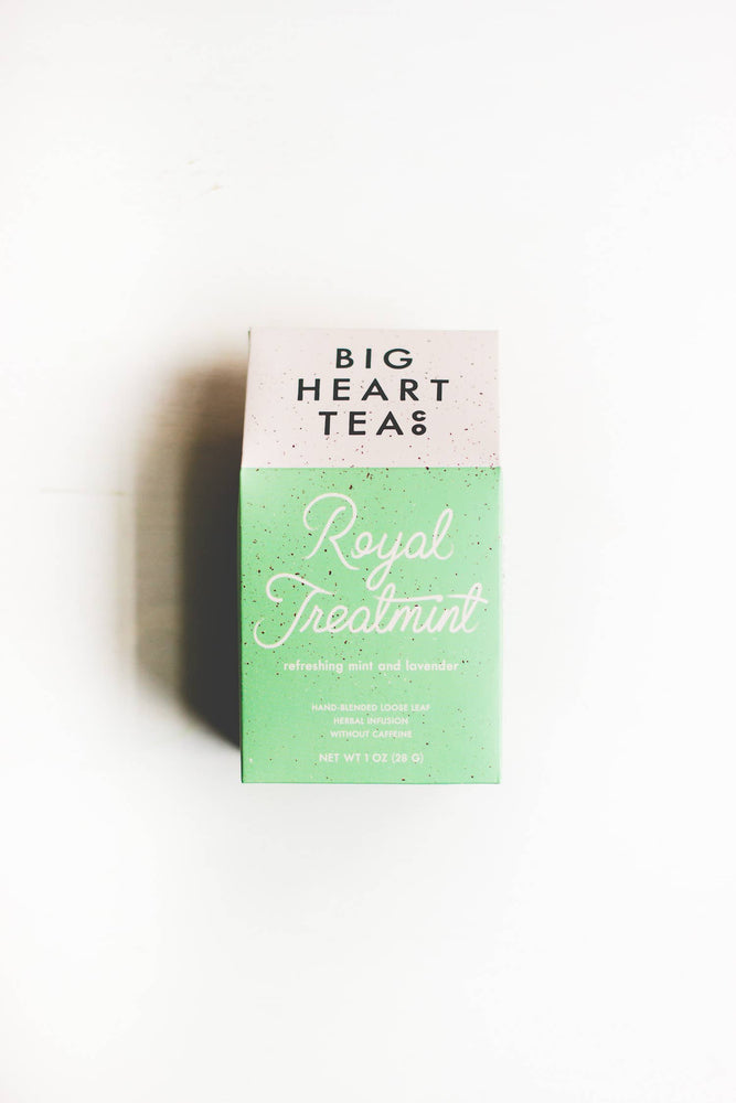 Big Heart Tea Co. - Royal Treatmint - Loose Leaf