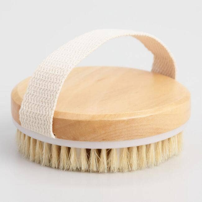 Bohemian Rêves - Bamboo Natural Bristle Dry Brush