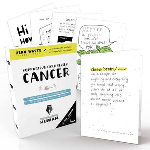 Load image into Gallery viewer, Cancer Support Series, 5-pack-Thoughtful Human