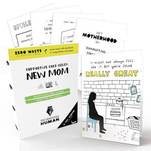 Load image into Gallery viewer, Thoughtful Human - New Mom Support Series Card