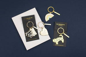 Load image into Gallery viewer, Old English Company - You've Got This Keyring