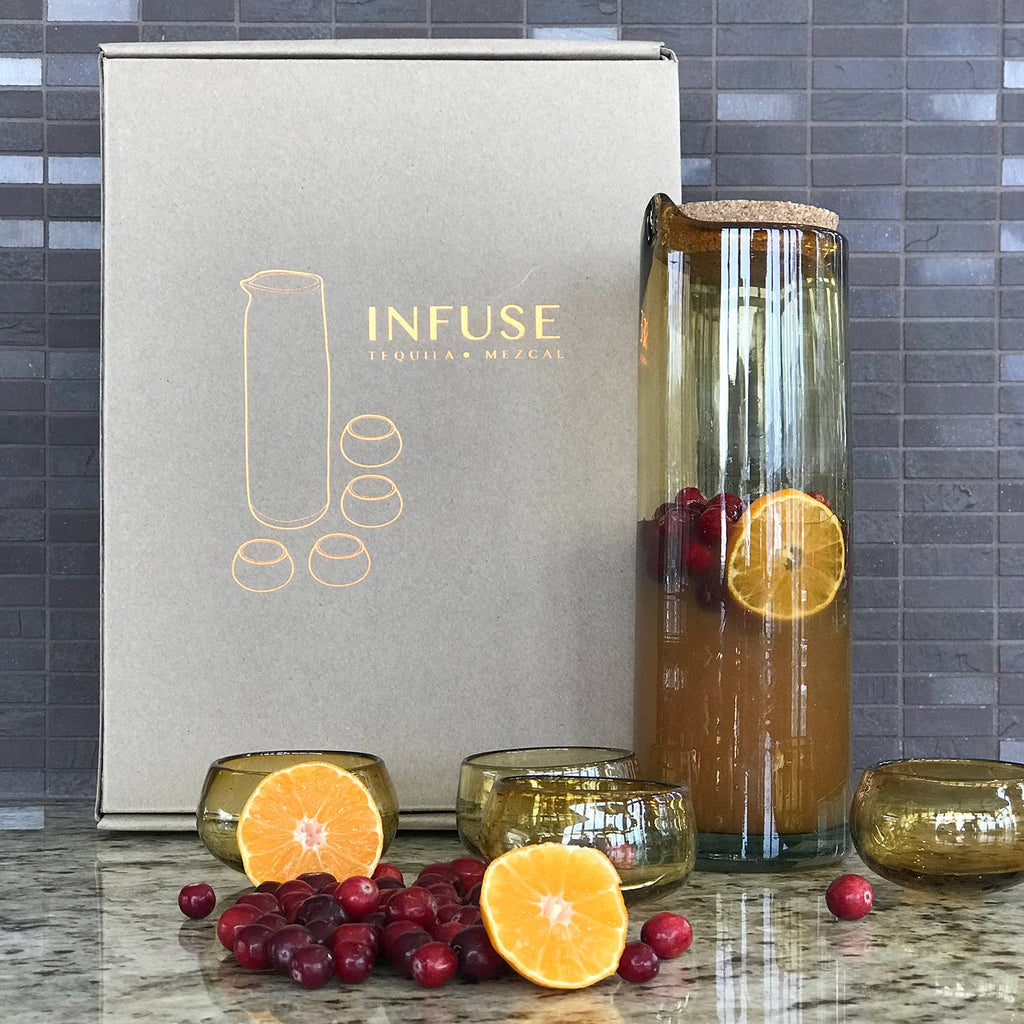 Verve Culture - INFUSE - Mezcal & tequila infusion and tasting kit