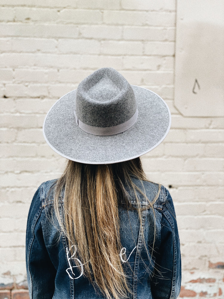 Barry hat - Grey