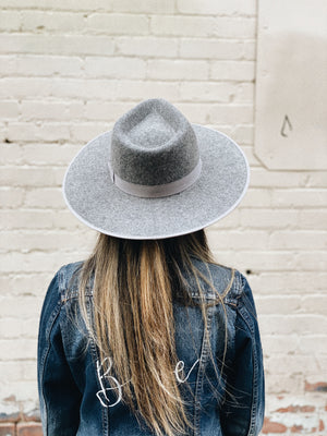 Load image into Gallery viewer, Barry hat - Grey