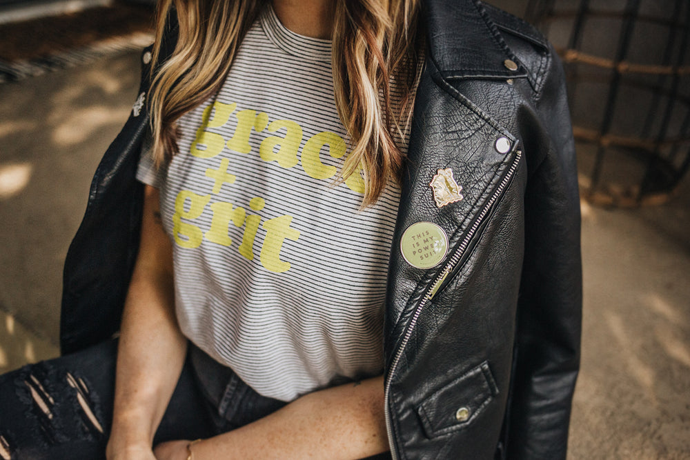 Load image into Gallery viewer, Grace + Grit Shirt