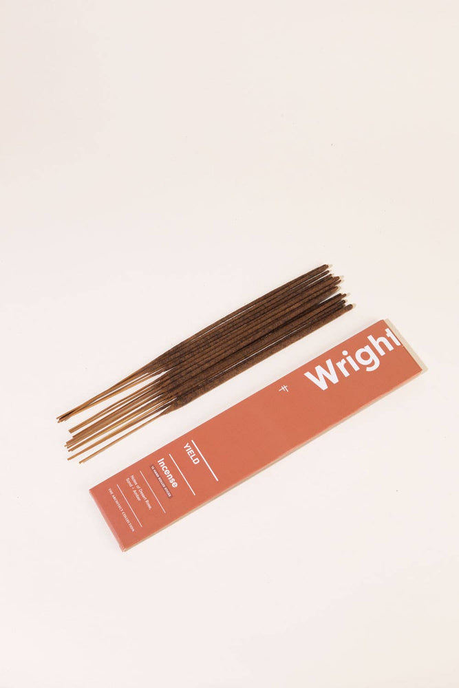 Wright Incense-YIELD
