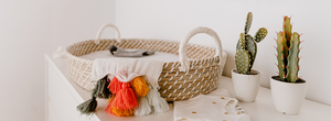 Load image into Gallery viewer, Moses Changing Basket - Jill & Julie LLC