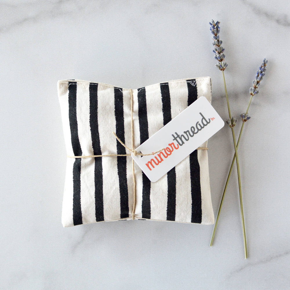 Painted Lines-Organic Lavender Sachets