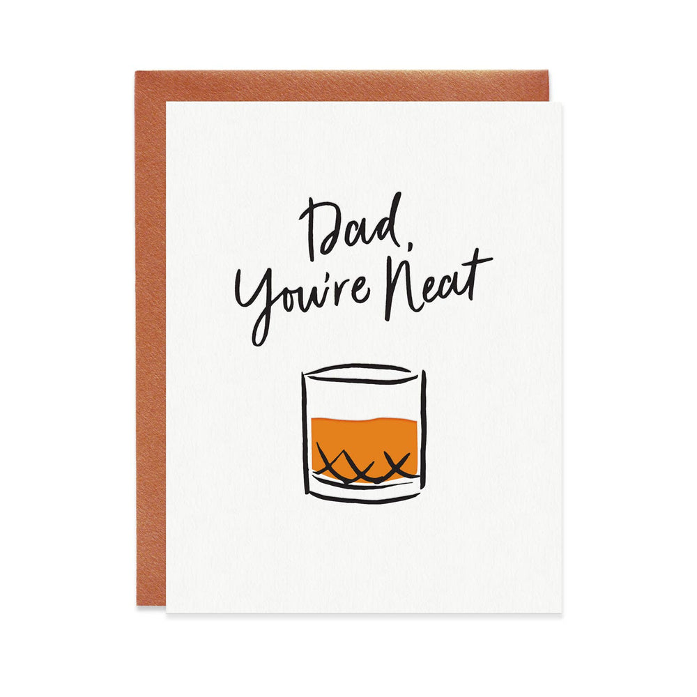 Missive - Neat Dad Card
