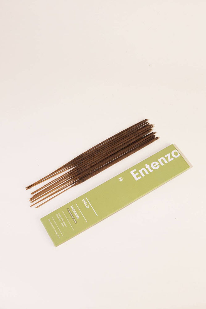 Entenza Incense- YIELD