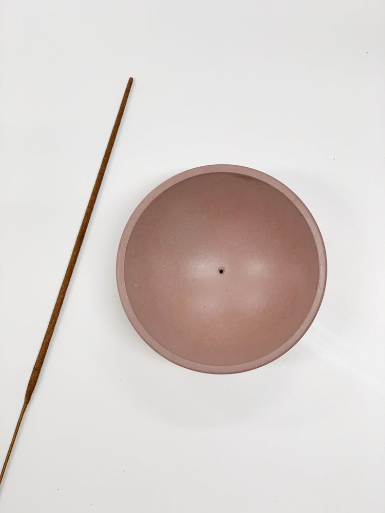 Load image into Gallery viewer, ROSE - CIRCLE INCENSE HOLDER