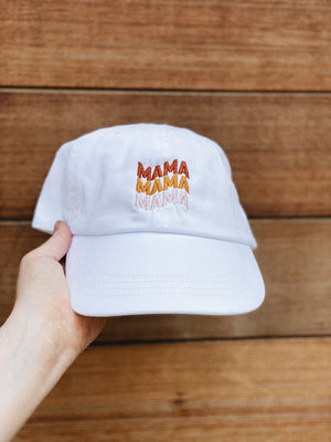 Load image into Gallery viewer, Groovy mama hat