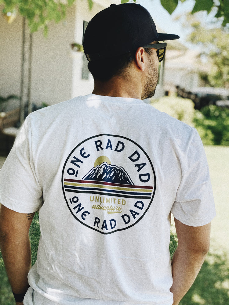 One rad dad shirt