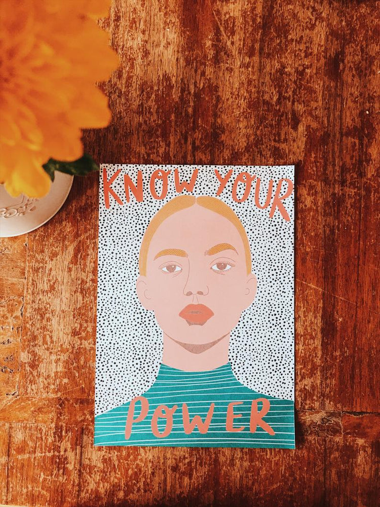 Know your power print
