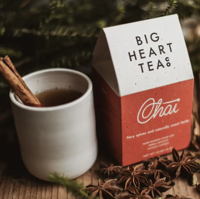 Load image into Gallery viewer, Big Heart Tea Co - Chai