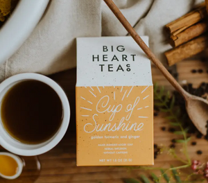 Load image into Gallery viewer, Big Heart Tea Co - Cup of Sunshine