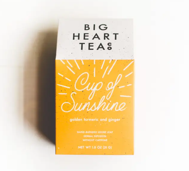 Big Heart Tea Co - Cup of Sunshine
