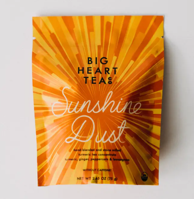 Load image into Gallery viewer, Big Heart Tea Co - Sunshine Dust