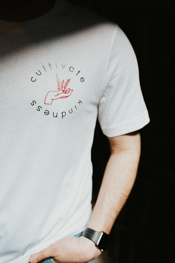 cultivate kindness unisex tee