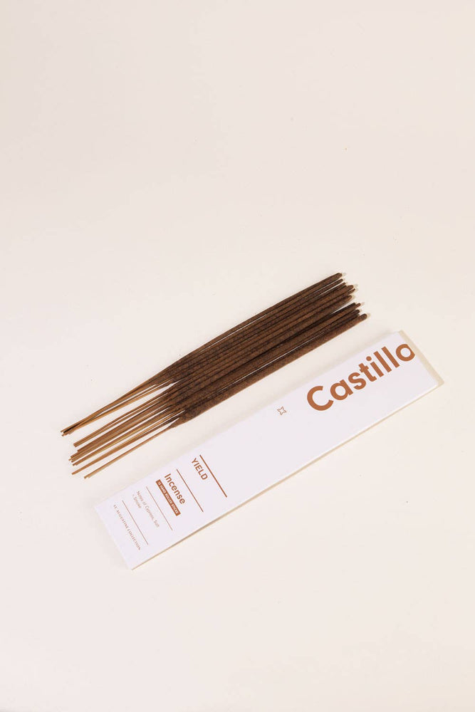 Castillo Incense-YIELD