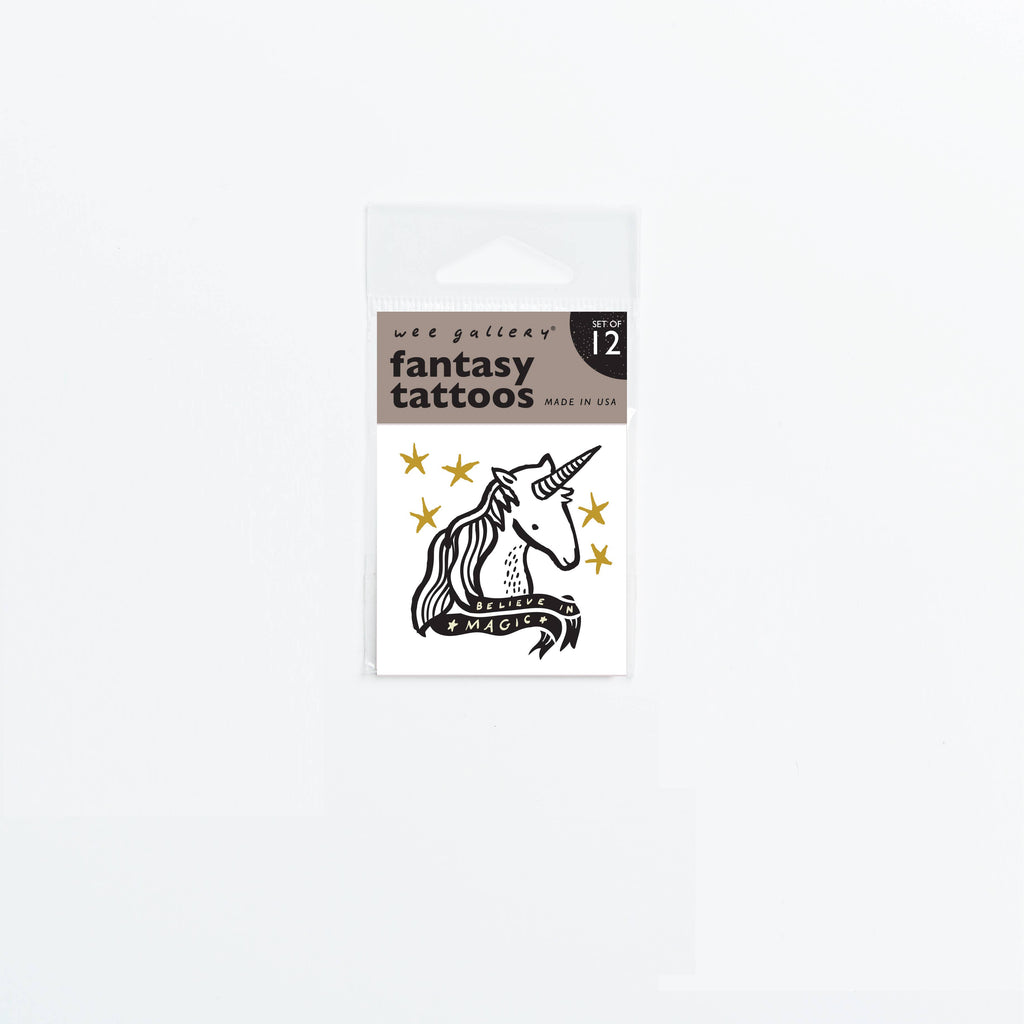 Wee Gallery - Fantasy Temporary Tattoos