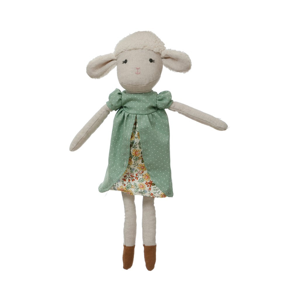 Little Sheep doll