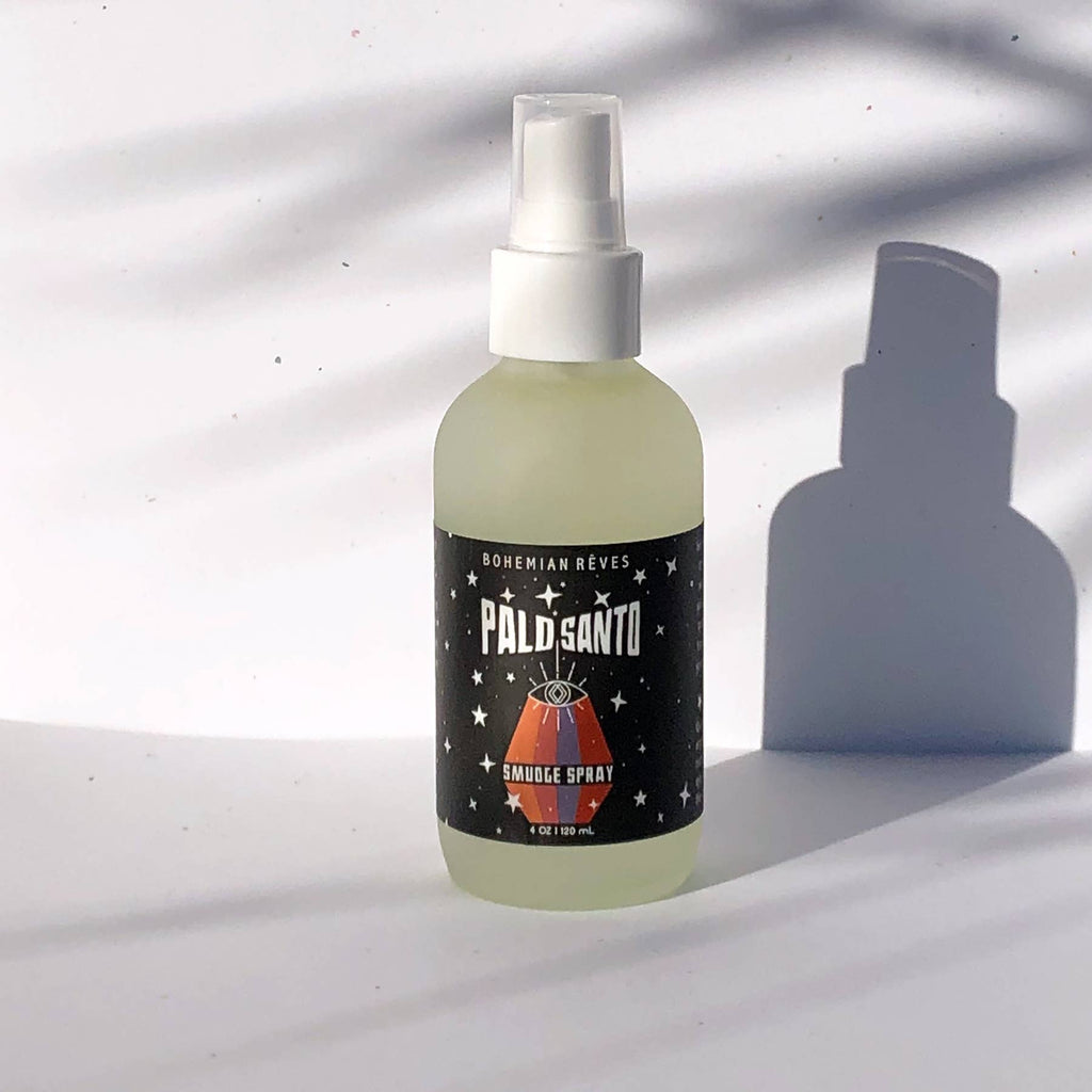 Bohemian Rêves - Palo Santo Smudge Spray