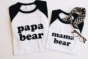 Load image into Gallery viewer, mama bear shirt,mothers day gift